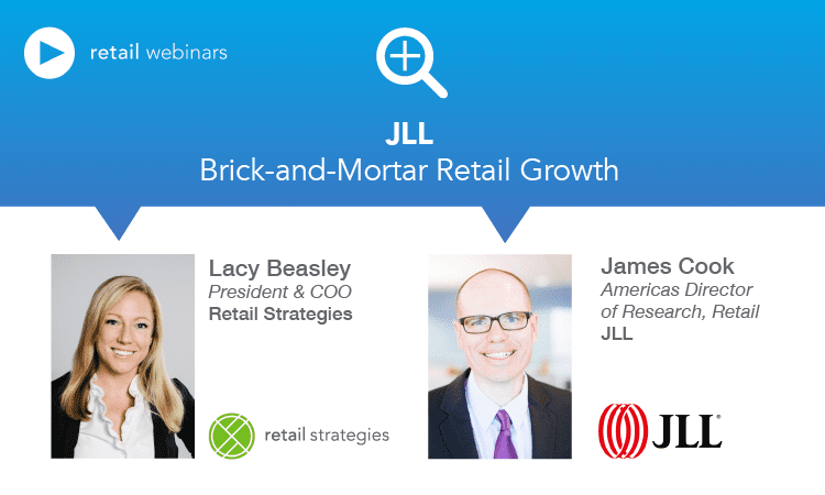 Webinar ~ Brick-and-Mortar Retail Growth