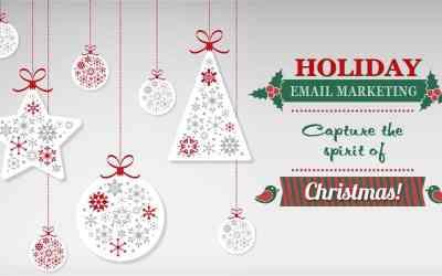 Holiday Email Marketing : Capturing Spirit of Christmas