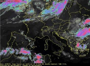 Previsioni meteo Abruzzo martedì 15 giugno
