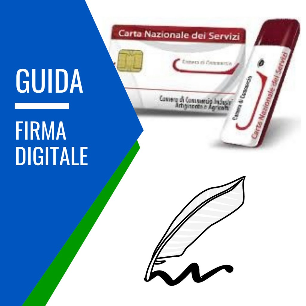 come fare firma digitale