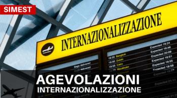 incentivi internazionalizzazione