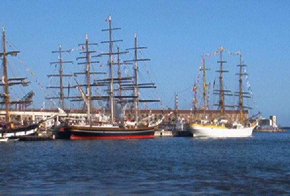 Tall Ships Genova 2001 - 01