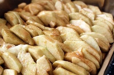 Prajitura cu mere - preparare