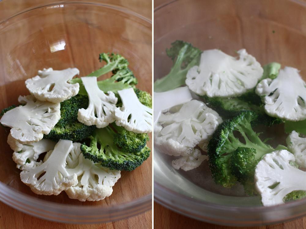 conopida si brocoli pregatit pentru tempura