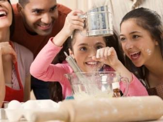 sfaturi pentru o zi reusita cu copii in bucatarie