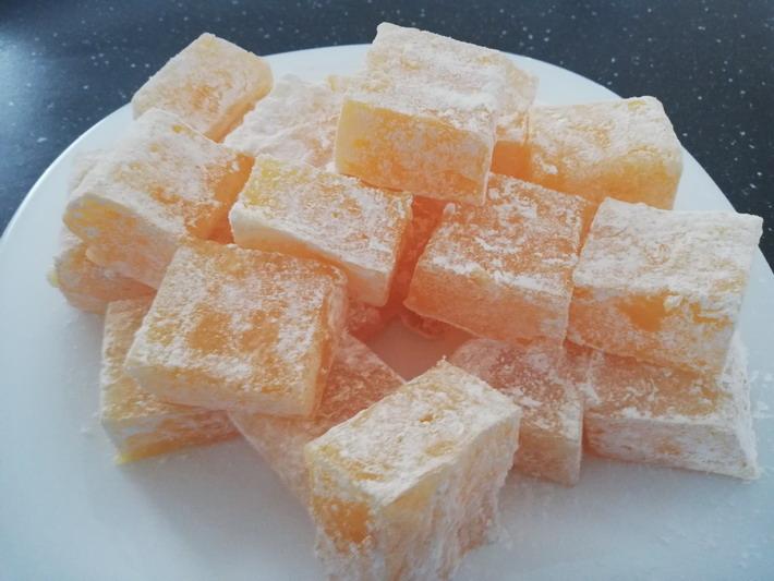 Rahat turcesc de portocale