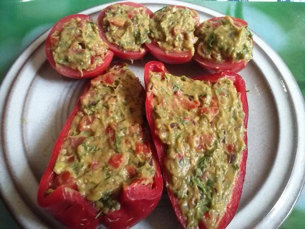 Cele mai bune retete cu avocado - Guacamole raw
