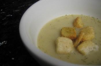 Reteta de supa-crema de cartofi poza