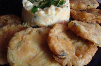 Chiftelute de cartofi cu morcov (Caietul cu retete)