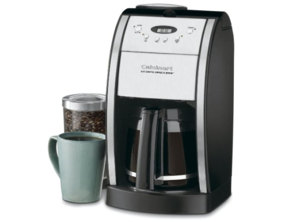 bean to cup coffee maker