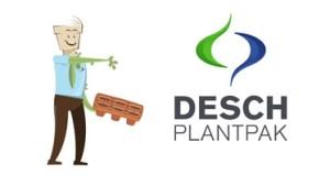 Filmpje van Desch Plantpak: Van koelkast tot plantentray