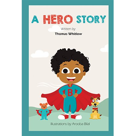 Cover A Hero Story