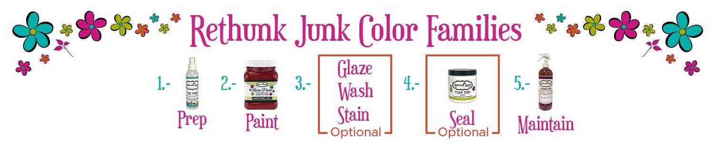 Rethunk Junk Color Families