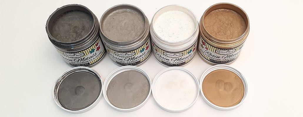 Resin-Metals