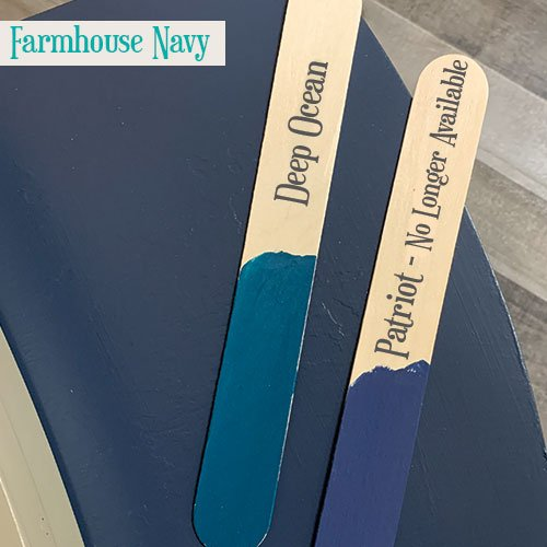 Farmhouse Navy