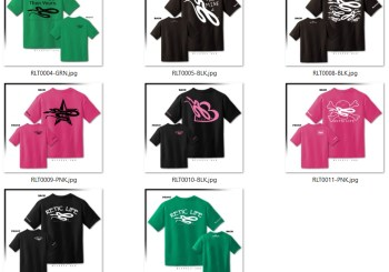 Official Retic Life T-Shirts