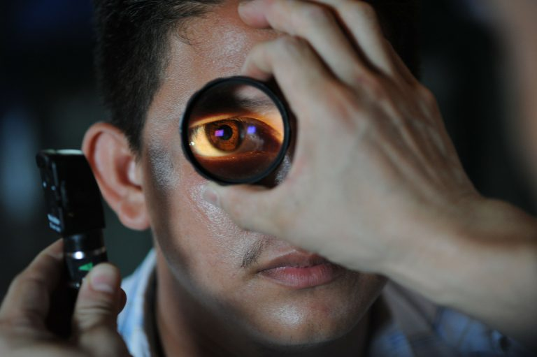 Glaucome and other eye deseases can foster with bad diabetic care
