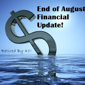 August Financial Update