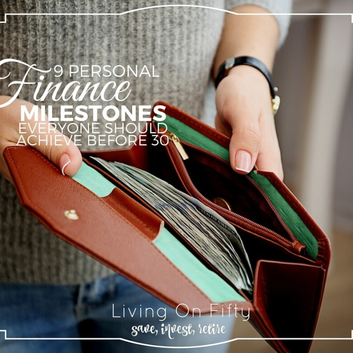 9 Personal Finance Milestones Everyone Should Achieve Before 30.