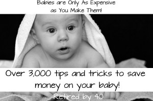 Save Money On Babies