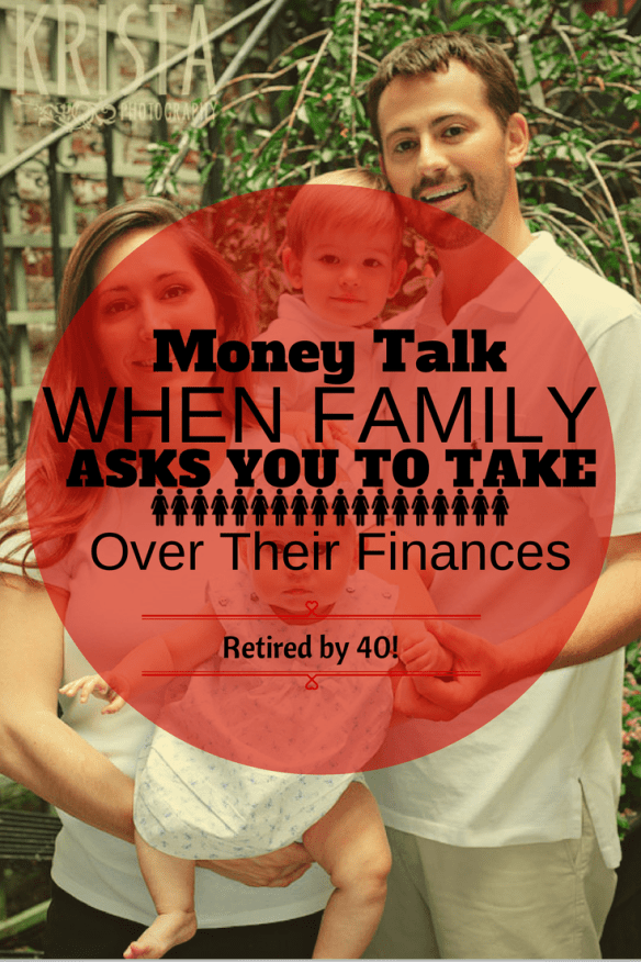 Money Talk: What To Do When Family Asks You To Take Over Their Finances?