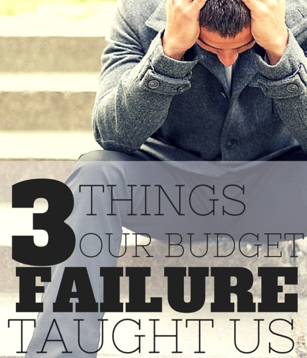 3 Things Our Budget Failure Taught Us