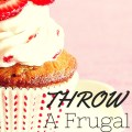 throw a frugal birthday party