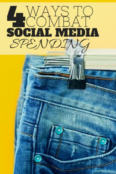 Did you know that online shoppers spend more per minute when they're exposed to a product on social media first?  Don't let social media get the best of you by using these 5 strategies to combat social media spending!