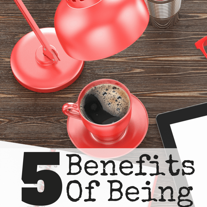 5 Benefits of Being Self-Employed