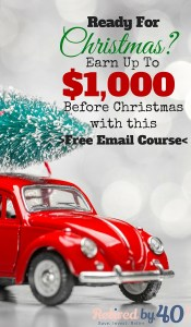 12 Ways To Earn $1,000 Before Christmas 3
