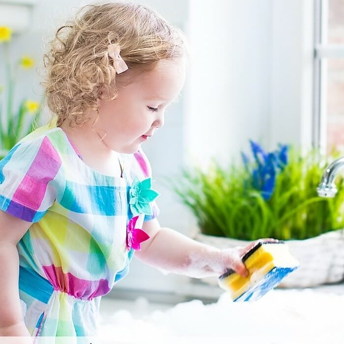 Chores for 2 Year Olds