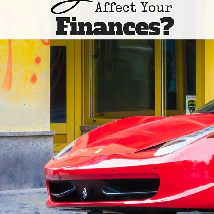 How Does Guilt Effect Your Finances?