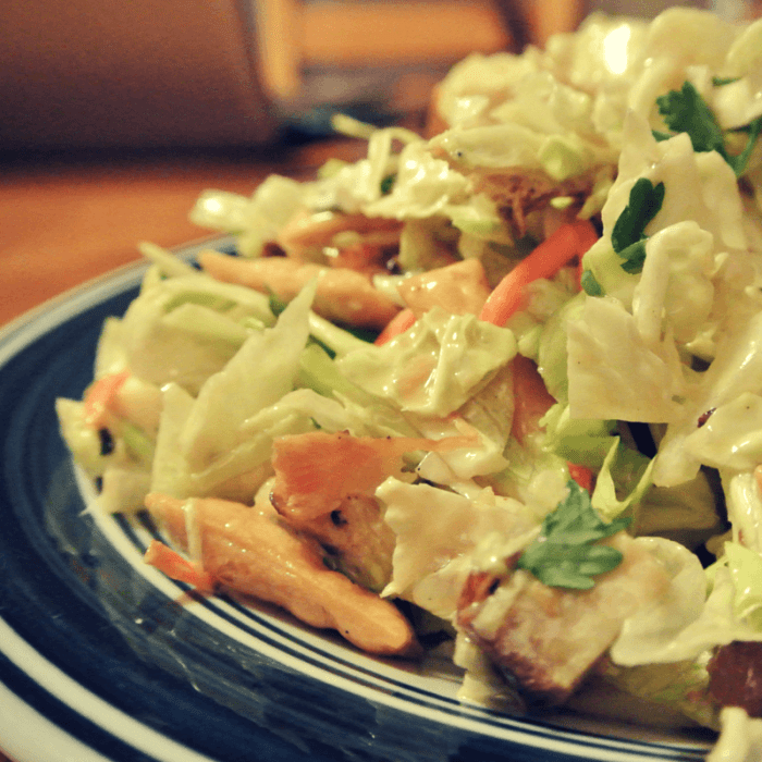 Sunday Funday: The Applebees Knock Off Salad