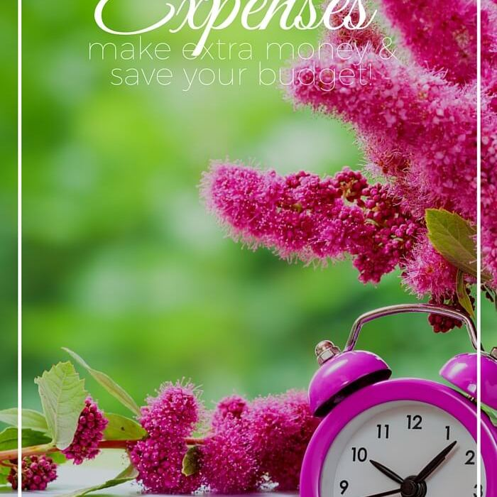 33 Ways To Cut Expenses, Make Extra Money & Save Your Budget!