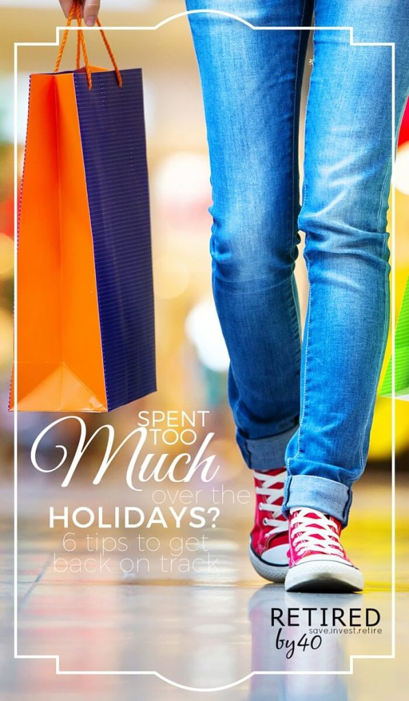 Holiday credit card debt happens to everyone - even seasoned personal finance pros - but with these tips you can get back on track.