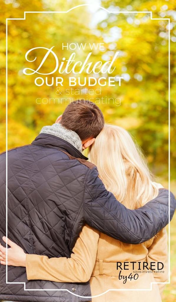 Budget should be a 4-letter word. Here's how we ditched our budget and didn't overspend