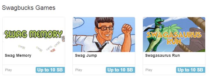 swagbucks games