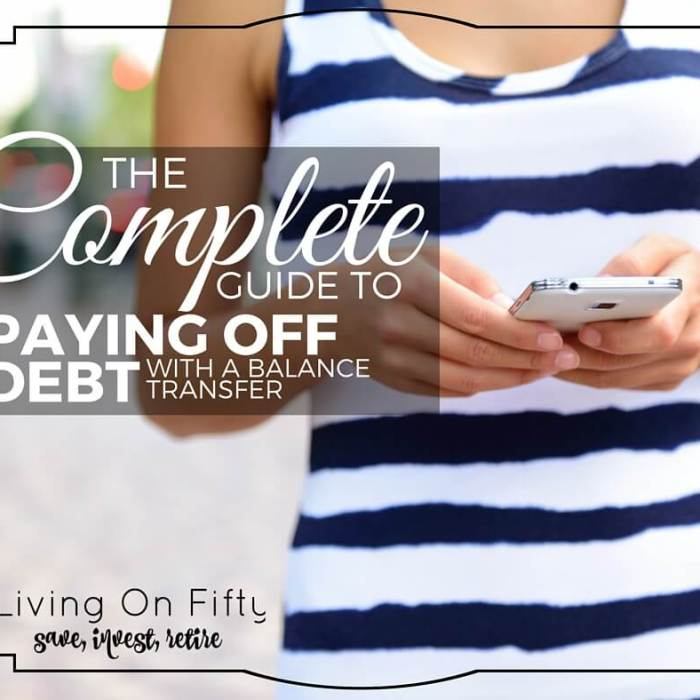 The Complete Guide To Paying Off Credit Card Debt With A Balance Transfer
