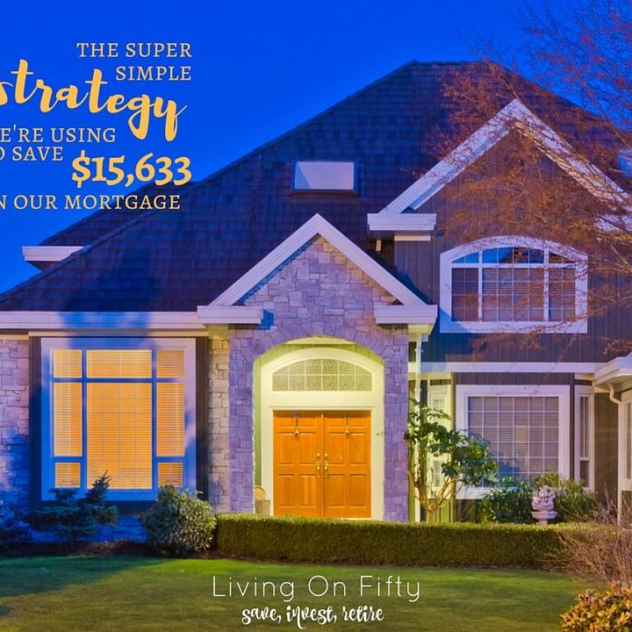 The Super Simple Strategy That Saved Us $15,633 On Our Mortgage