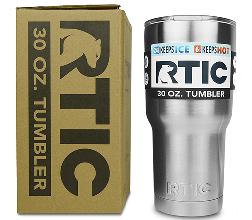 RTIC and Ozark Trail Insulated Tumblers – Under $10!