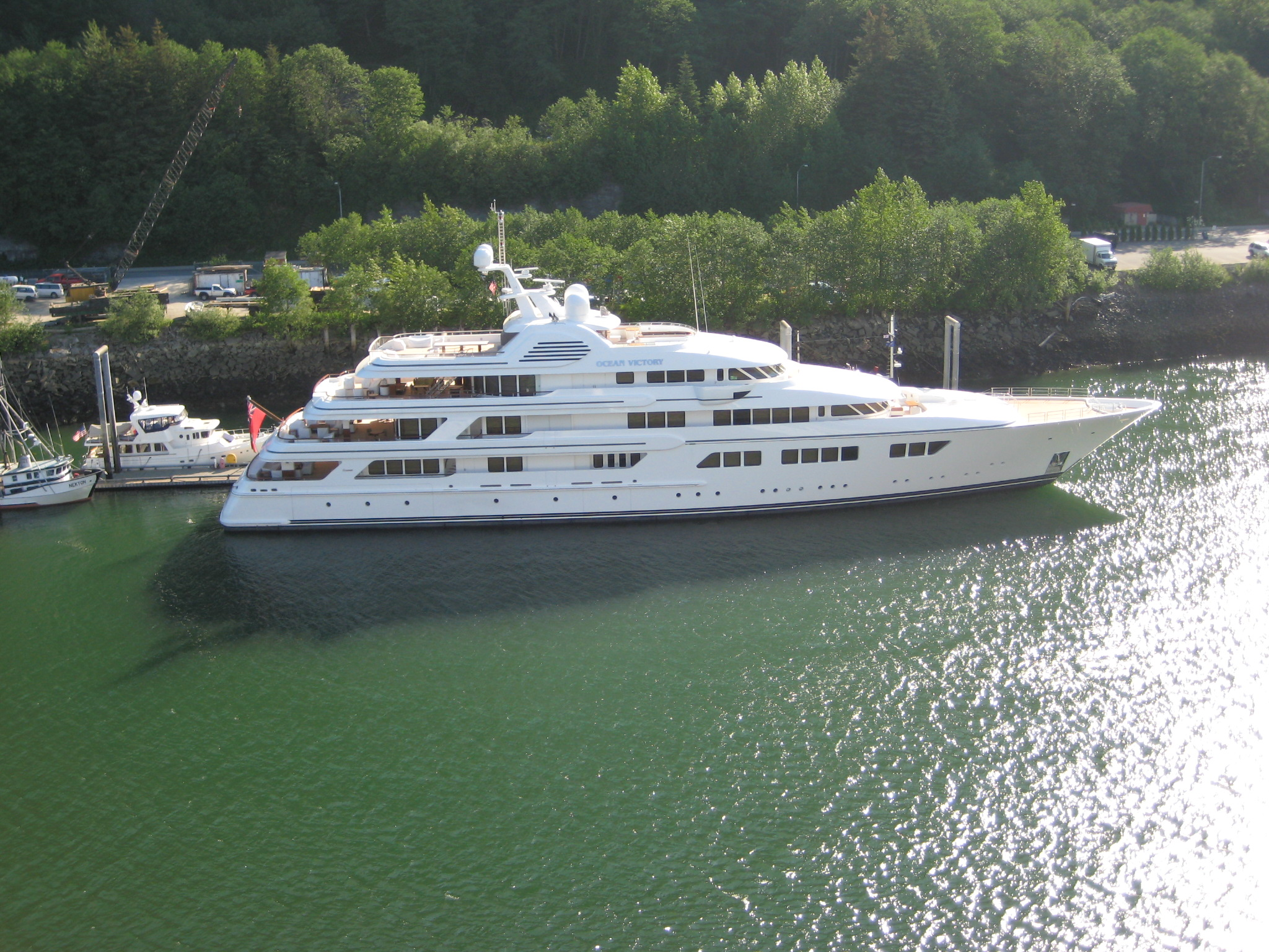 Of The 100 Largest Private Yachts