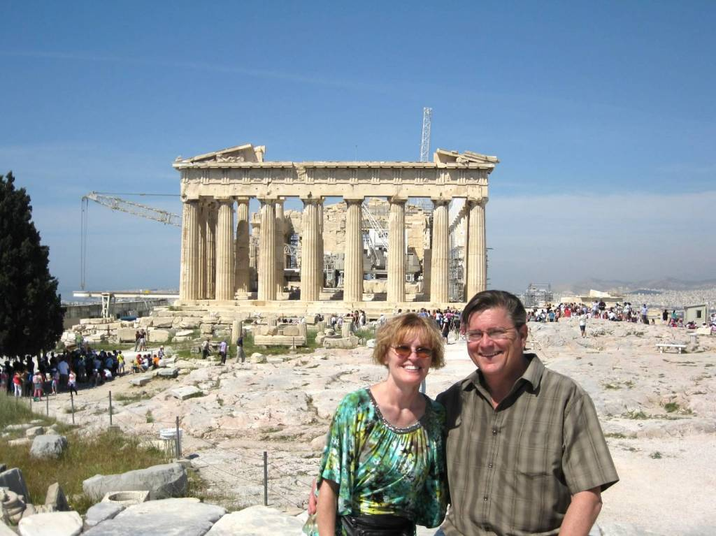 MNM At The Parthenon