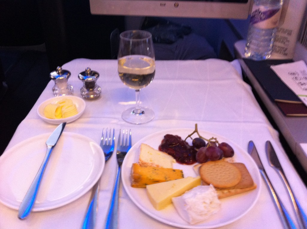 First Class Snack