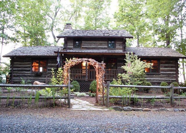 Blowing Rock Area: North Carolina home