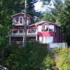 Souke Inlet home: Vancouver Island