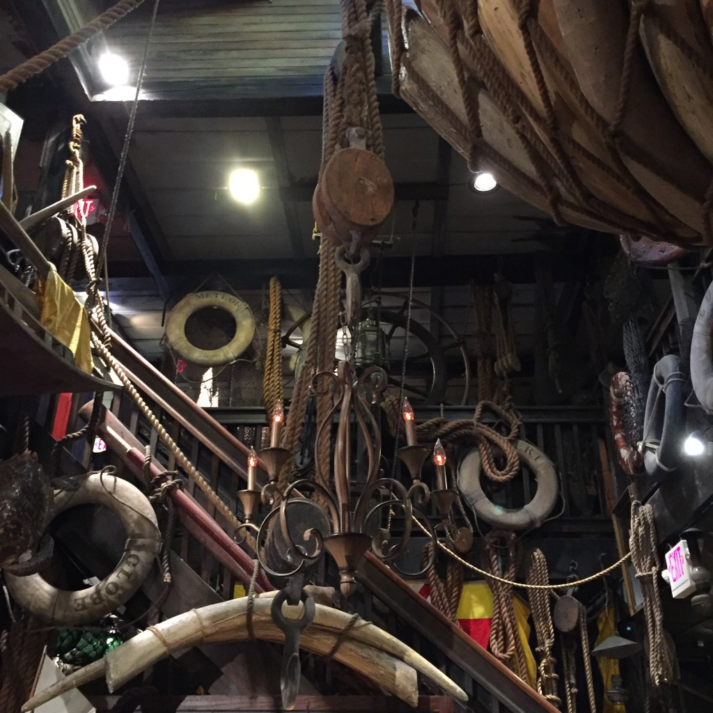 This museum has everything you'd find in a shipwreck!