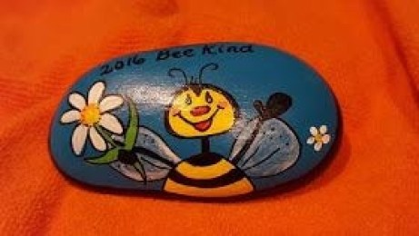 Bee Kind Rock