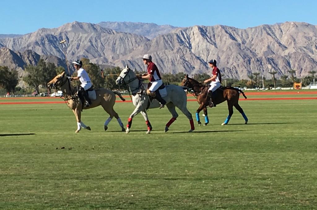 The beauty of polo at Eldorado Polo Club