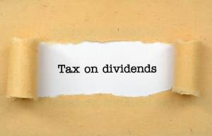 pay tax on dividends