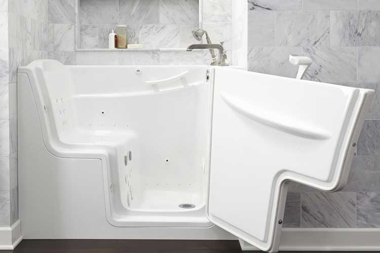 Best Walk In Tubs Reviews And Costs Retirement Living
